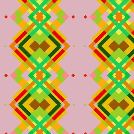 mod nativo fabric by anieke on Spoonflower - custom fabric