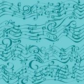 Phantom Music Teal