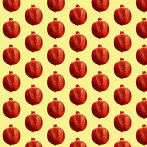 Pomegranates pur vanilla