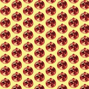 Pomegranates 2 vanilla