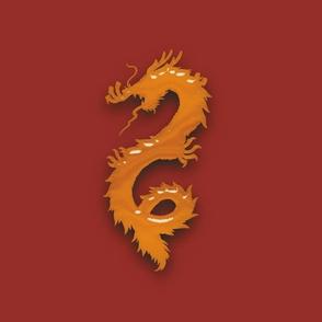 Amber Dragon, L
