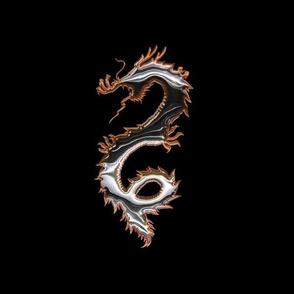 Black Silver Dragon, L