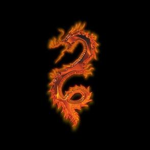 Fiery Dragon, L