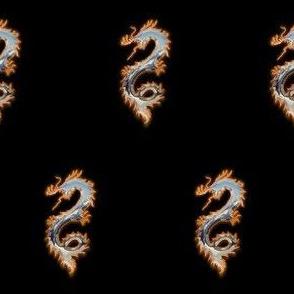 Fiery Tin Dragon, S