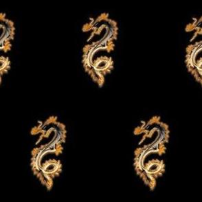 Copper Bronze Dragon, S