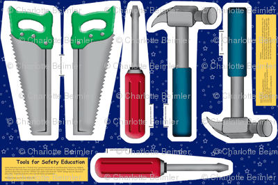 """26"""" Tools for Safety Education"""