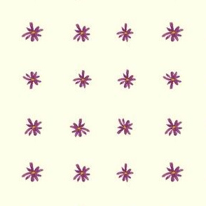 Plum Flower Dot