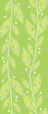 Viney Leaves (Green)