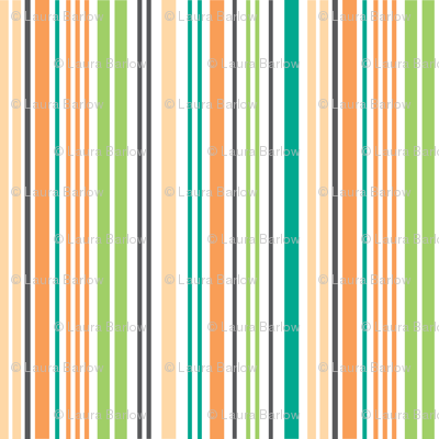 Summer Breeze - Stripe Multi