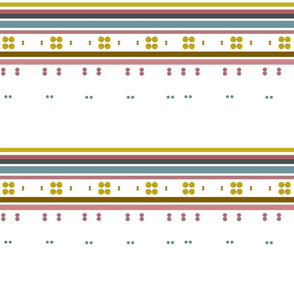 Hark how the bells coordinates Stripes_invert