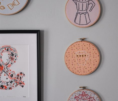 embroidery sampler