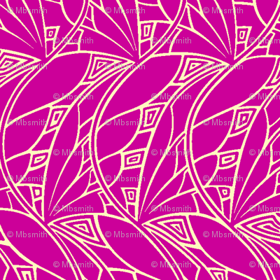 Dark & Light (strong pink)