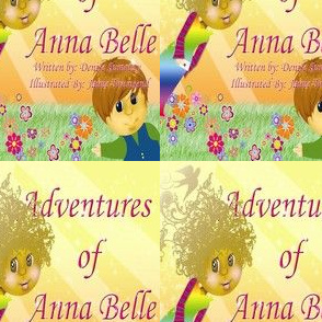 Adventures of Anna Belle ebook series collection