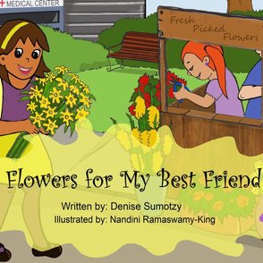 Flowers for My Best Friend