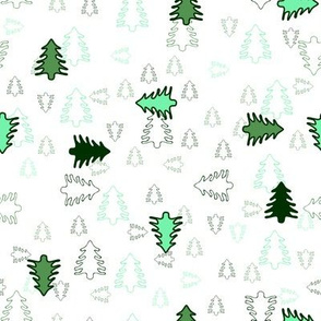 Forest Fabric