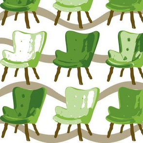Topiary Featherston Chair