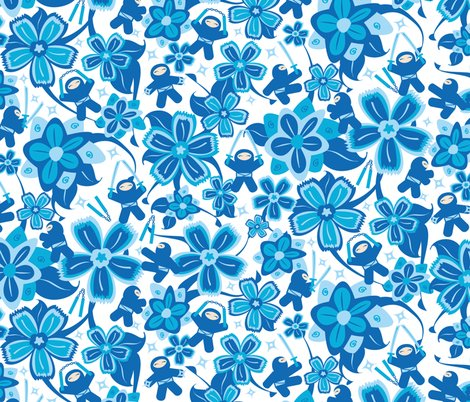 Rrrrrninja_fabric_blue_shop_preview