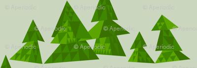 sierpinski's forest