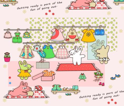 Kato's Closet fabric by kato_kato on Spoonflower - custom fabric