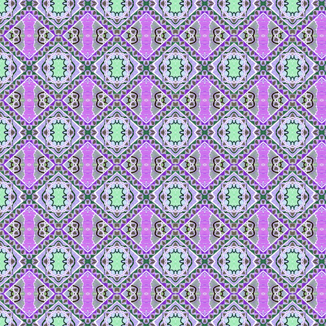 Quilting For Dolly fabric by edsel2084 on Spoonflower - custom fabric