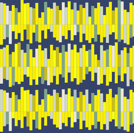 Bar Graph fabric by candyjoyce on Spoonflower - custom fabric