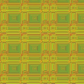 Tiled in Green