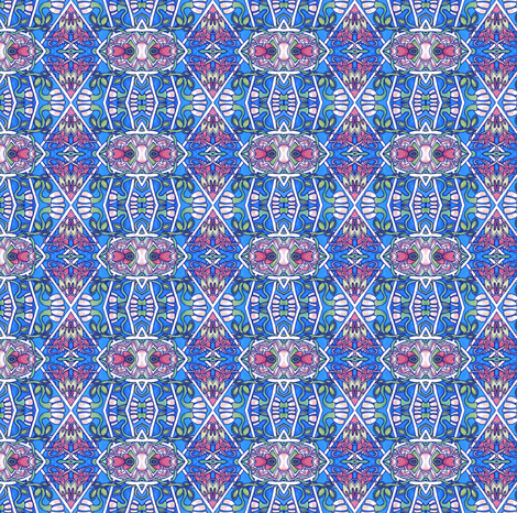 Lucinda fabric by edsel2084 on Spoonflower - custom fabric