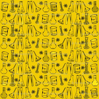 Chemistry Lab Yellow