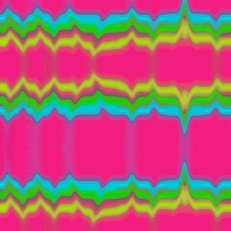 60s_stripe fabric by mammajamma on Spoonflower - custom fabric