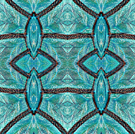 Carnival Glass-ed-ed fabric by glennis on Spoonflower - custom fabric