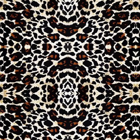 Animal Print fabric by glennis on Spoonflower - custom fabric