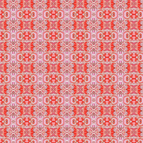 Subtle Pink fabric by edsel2084 on Spoonflower - custom fabric