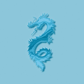 Sky Blue Dragon, L
