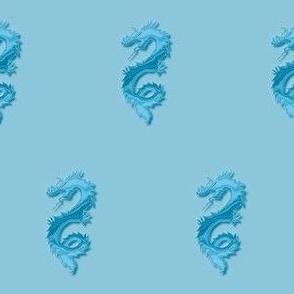 Sky Blue Dragon, S