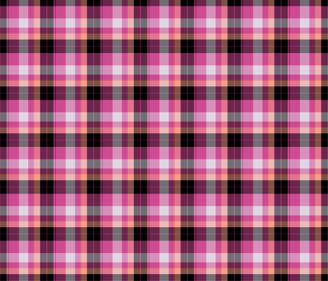 Tartan Plaid 21, S fabric by animotaxis on Spoonflower - custom fabric
