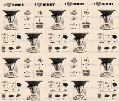 I LOVE BIMBY