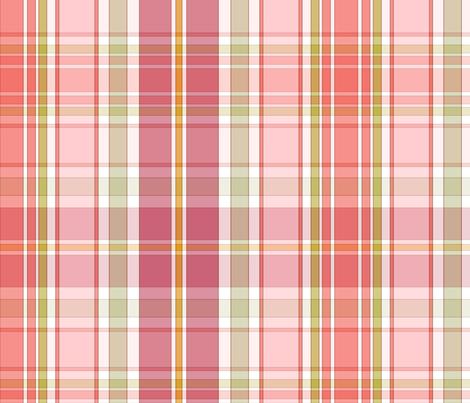 Multi_Plaid fabric by duckerdesigns on Spoonflower - custom fabric