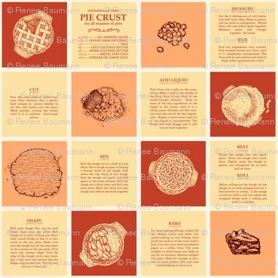 Vintage Pie Dough Recipe