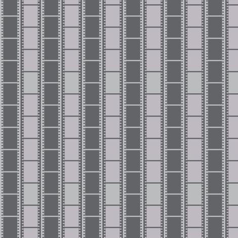 Film Strip Stripe : Small fabric by modgeek on Spoonflower - custom fabric