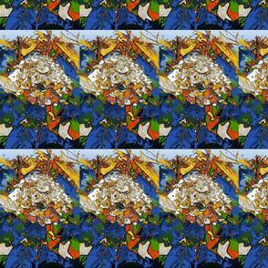 Sixties Hydrangea