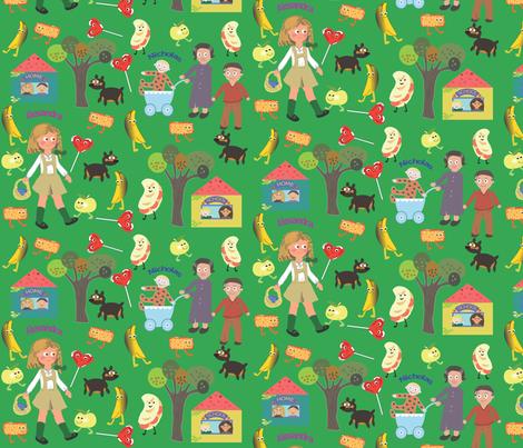 snack_bag_2 fabric by maribel on Spoonflower - custom fabric
