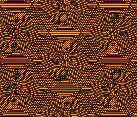 Pyramid fabric by david_kent_collections on Spoonflower - custom fabric