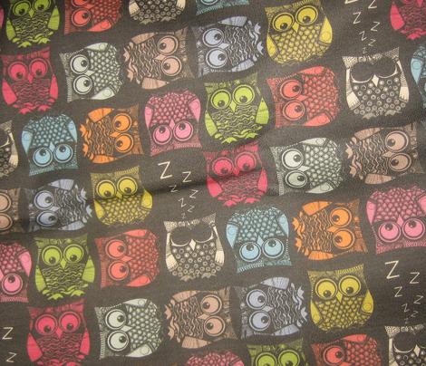 sherbet owls small