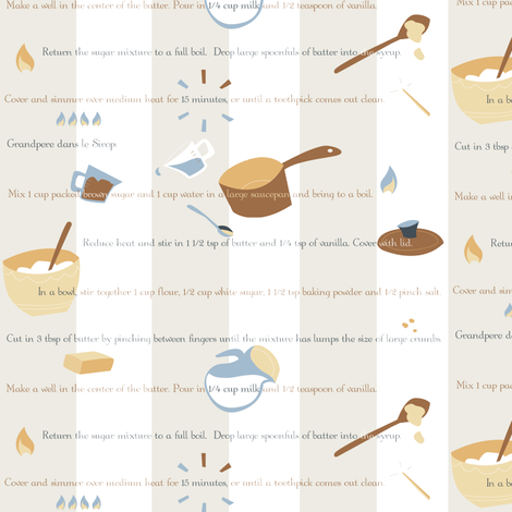 Grandfather in the Syrup - zoom please fabric by theboerwar on Spoonflower - custom fabric