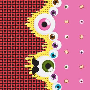 Kyary Eyes PinkXYellow
