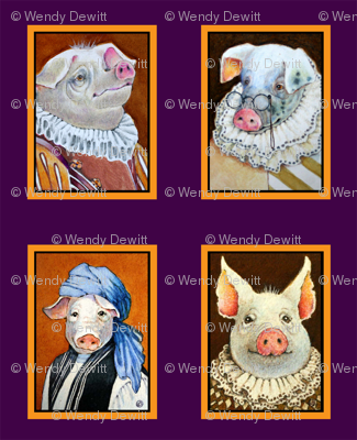 fabulous pigs