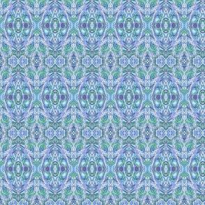 The Tangled Blue Diamond Path North