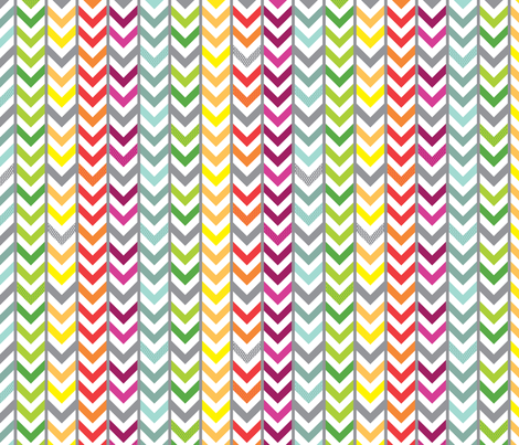 Friendship bracelets fabric by cynthiafrenette on Spoonflower - custom fabric