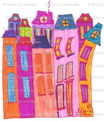 Maria's little Paris