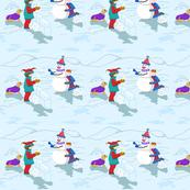 Clown_Boys__Snowman_and_dog_revise_colors_plus_6C